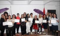 İŞBİRLİĞİ PROTOKOLÜ - Haklarını Öğrenen Kadınlar Sertifikalarını Aldı