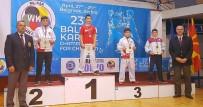 İHLAS KOLEJİ - İhlas Koleji Sporcusu Emin Can İstanbullu Balkan Üçüncüsü Oldu