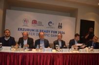 OLİMPİYAT KOMİTESİ - IOC Heyeti Erzurum'da