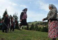 Karadeniz Kadını İşini De Yapar Sporunu Da
