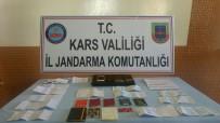 BANKA KARTI - Kars'ta Tefecilik Yapan Örgüt Çökertildi