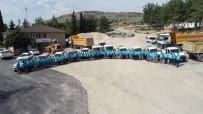 Kozan'da Sinek Ve Haşereyle Mücadele