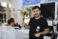 SAÇ KESİMİ - Kuaförler Ukrayna'dan Kupa İle Döndü