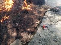 İÇMELER - Marmaris'teki Orman Yangınını Çocukların Çıkarttığı Anlaşıldı