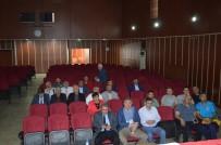 MEHMET ÇALıŞKAN - Merkez Köylere Hizmet Götürme Birliği Encümen Seçimleri Yapıldı