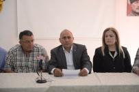 İMTİYAZ - MGC'de Ali Ekber Şen Adaylığını Açıkladı