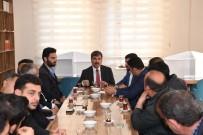 MURAT YILMAZ - Muş'ta Koordinasyon Toplantısı