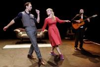 GONCA VUSLATERİ - Nilüfer Tiyatro Festivali 15 Bin Kişiyi Oyunlarla Buluşturdu