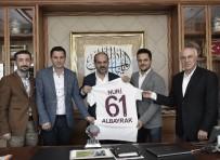 TÜRKIYE SPOR YAZARLARı DERNEĞI - Nuri Albayrak Açıklaması 'Türk Futbolunun Temeli Sağlam Değil'
