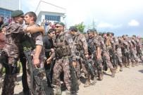 ÖZEL HAREKATÇI - O Tim Afrin'deki Görevini Tamamlayıp Döndü