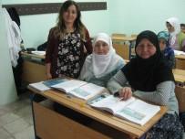 GÜRBULAK - Pazaryeri'nde Okuma Yazma Kurslarına Akraba İlgisi Arttı