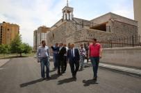 SANAT TARIHI - Siviş Camisi Gelecek Nesillere Hizmet Verecek