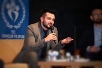 MEDYA DERNEĞİ - 'Sosyal Medya Tacizleri Fiziki Taciz Kabul Edilmeli'