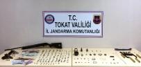 TARİHİ ESER KAÇAKÇILIĞI - Tokat'ta Tarihi Eser Operasyonu