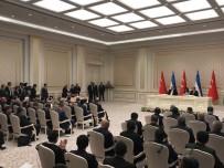 DıŞ EKONOMIK İLIŞKILER KURULU - Türk Eximbank'tan Özbekistan'a Toplamda 350 Milyon Dolar Kredi