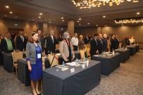 NÜKLEER ENERJI - Türkiye Kent Konseyleri Platformu 24. Genel Kurulu Mersin'de Yapıldı