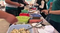 OSMAN İLHAN - Üniversite Öğrencileri, Minikler Okusun Diye El Ele Verdi