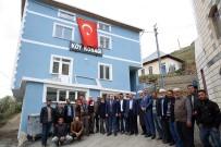 Vali Pehlivan Afrin Zeytin Dalı Harekâtına Destek Kampanyasına En Çok Katkı Sunan Kozluk Köyü'nü Ziyaret Etti
