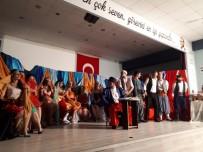 FOLKLOR - 'Yedi Kocalı Hürmüz' Ortaca'da Sahnelendi