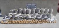 AMONYUM NİTRAT - 1.2 Ton Esrar Ele Geçirildi