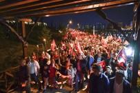 YAŞAR KEMAL - 19 Mayıs Heyecanı Tüm Beylikdüzü'nü Sardı