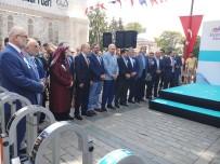 MEVLÜT UYSAL - 37. Türkiye Kitap Ve Kültür Fuarı Kitapseverlere Kapılarını Açtı