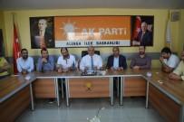 FOLKLOR GÖSTERİSİ - AK Parti'li Başkandan Slayt Krizi Sonrası Açıklama