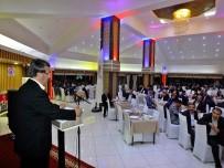 KAYHAN - AK Parti, STK Temsilcileri İle İftarda Bir Araya Geldi
