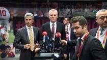 ALİ DÜRÜST - Ali Dürüst Açıklaması 'Kupa Vermek De, Almak Kadar Güzel'