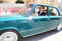 HÜSEYIN SÖZLÜ - Alparslan Türkeş'in Birinci Etabına Klasik Otomobilli Açılış