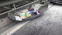 BERFIN - Anadolu Otoyolu'nda Trafik Kazası Açıklaması 4 Yaralı