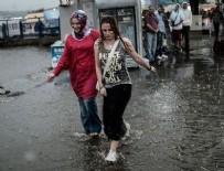 METEOROLOJI GENEL MÜDÜRLÜĞÜ - Ankara için kritik uyarı! Meteoroloji saat verdi