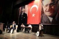 ALMANYA - Aşık Mahzuni Şerif, Aydın'da Anıldı