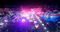 TEZAHÜRAT - Aydınlılar 19 Mayıs'ı Coşkuyla Kutladı