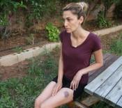 OTOBÜS BİLETİ - Azeri Eski Koca İki Çocuğunun Annesine Antalya'da Kabusu Yaşattı