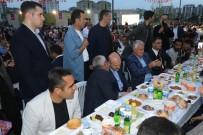İÇİŞLERİ BAKANI - Bakan Soylu İftarını Vatandaşlarla Açtı