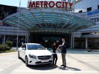 MERCEDES - 'Bana Çıkmaz' Dedi, Otomobili Kazandı