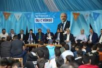 ŞÜKRÜ KARABACAK - Başbakan Yardımcısı Fikri Işık, Darıca'da Gençlerle Buluştu