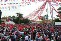 İSRAIL - Başbakan Yıldırım Diyarbakır'da
