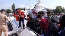 Çanakkale'de 121 Yabancı Uyruklu Yakalandı