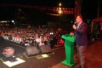 BILKENT ÜNIVERSITESI - Çankaya'da Şebnem Ferah Konseri