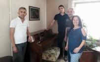 CUMHURIYET GAZETESI - Çocuk Senfoni Orkestrasına Bağışlar Sürüyor