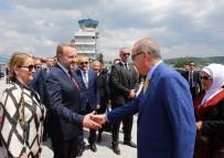 BOŞNAK - Cumhurbaşkanı Erdoğan, Bosna Hersek'te