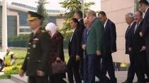 İSMAIL KAHRAMAN - Cumhurbaşkanı Erdoğan Bosna'ya Gitti