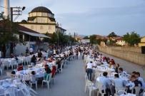 CAMİİ - Düzce Belediyesi Mahalle İftarları Devam Ediyor