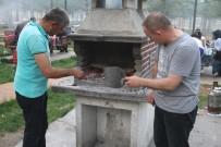 ŞEHİT POLİS - Elazığlılar, Ramazan'da İftarı Mangalla Açıyor