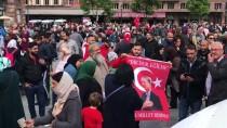 STRASBOURG - Fransa'da Filistin'e Destek Gösterileri Düzenlendi