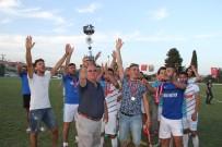 KUPA TÖRENİ - Gençlik Kupası Mesudiyespor'un Oldu