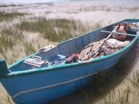 TEPE LAMBASI - Gölde Elektroşokla Balık Avına 10 Bin 644 Lira Ceza