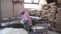 PÜF NOKTASı - Güllaç Üreticilerinin Ramazan Mesaisi